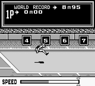 Track and Field Game Boy 12