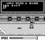 Track and Field Game Boy 13