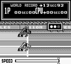 Track and Field Game Boy 22