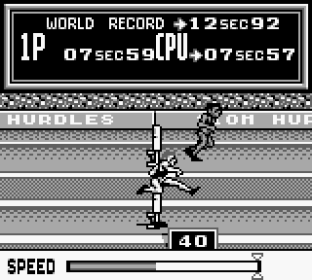 Track and Field Game Boy 23