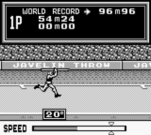 Track and Field Game Boy 31