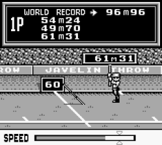 Track and Field Game Boy 33