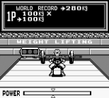 Track and Field Game Boy 36