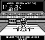 Track and Field Game Boy 39