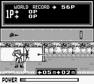 Track and Field Game Boy 42