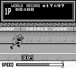 Track and Field Game Boy 51