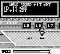 Track and Field Game Boy 54