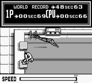 Track and Field Game Boy 64