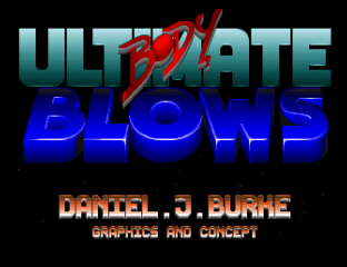 Ultimate Body Blows CD32 01