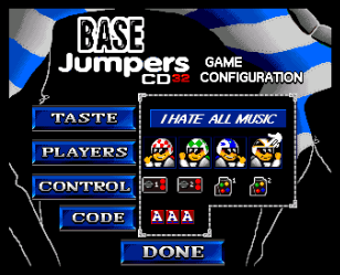 Base Jumpers CD32 45