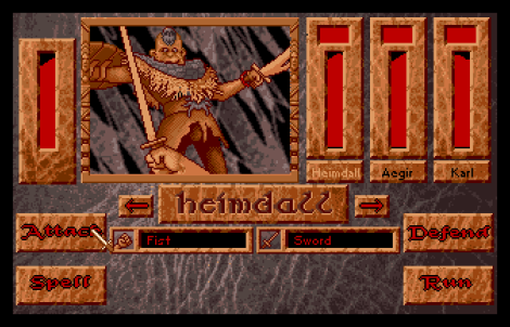 Heimdall Amiga 100