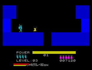 HERO ZX Spectrum 09