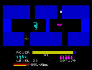 HERO ZX Spectrum 12