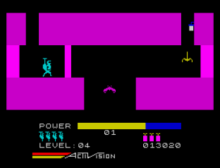 HERO ZX Spectrum 20
