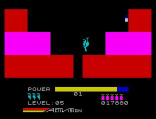 HERO ZX Spectrum 23