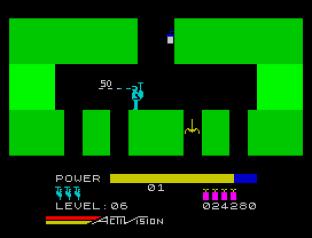 HERO ZX Spectrum 31