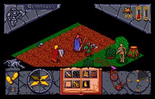 HeroQuest 2 - Legacy of Sorasil CD32 09