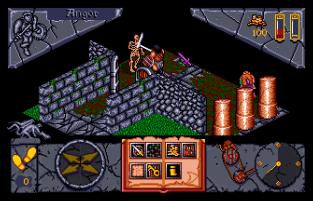 HeroQuest 2 - Legacy of Sorasil CD32 34
