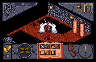 HeroQuest 2 - Legacy of Sorasil CD32 78