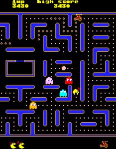 Jr Pac-Man Arcade 12