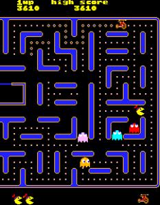 Jr Pac-Man Arcade 13