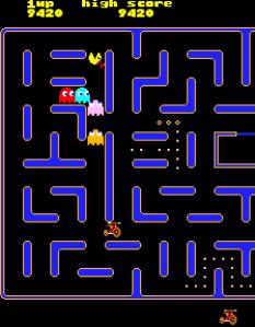 Jr Pac-Man Arcade 25