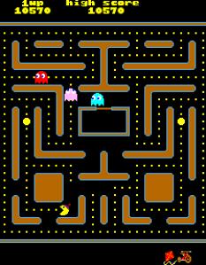 Jr Pac-Man Arcade 38