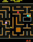 Jr Pac-Man Arcade 40
