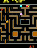 Jr Pac-Man Arcade 44