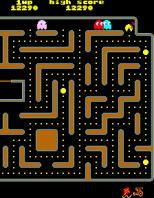 Jr Pac-Man Arcade 45