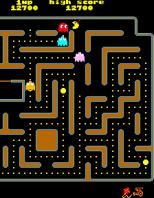 Jr Pac-Man Arcade 46