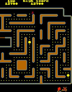 Jr Pac-Man Arcade 47