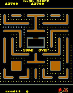 Jr Pac-Man Arcade 48