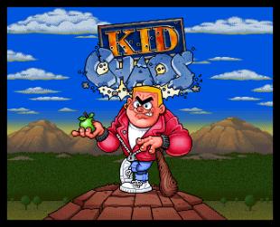 Kid Chaos CD32 001