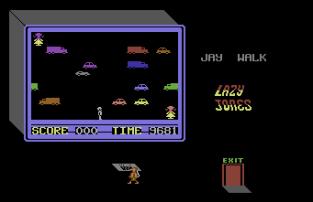 Lazy Jones C64 09