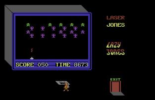 Lazy Jones C64 20