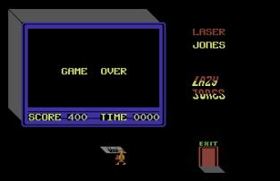 Lazy Jones C64 23
