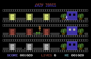 Lazy Jones C64 31