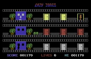 Lazy Jones C64 42