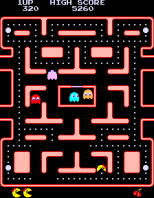 Ms Pac-Man Arcade 05