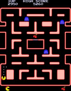 Ms Pac-Man Arcade 12
