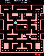 Ms Pac-Man Arcade 20