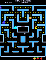 Ms Pac-Man Arcade 32