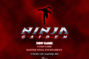 Ninja Gaiden XBox 001