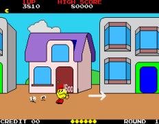Pac-Land Arcade 10