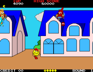 Pac-Land Arcade 12