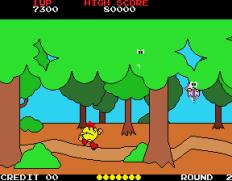 Pac-Land Arcade 22