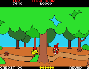 Pac-Land Arcade 23