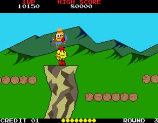Pac-Land Arcade 31