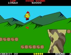 Pac-Land Arcade 32